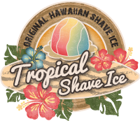 Tropical Shave Ice Logo